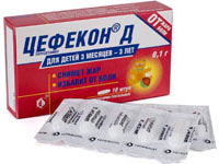 Цефекон® Д