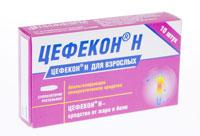 Цефекон® Н