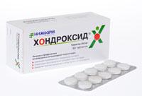 Хондроксид® таблетки