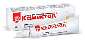 Камистад® гель