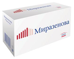 Миразенова