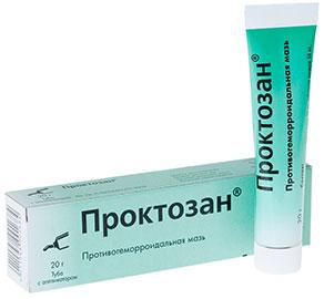 Проктозан® мазь